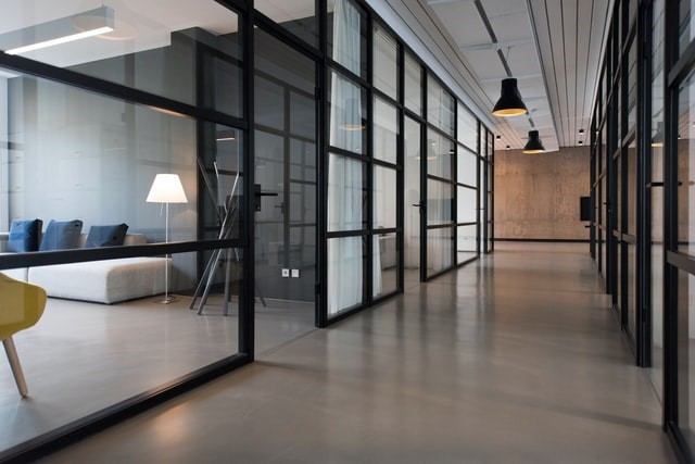 commercial mortgage for office space